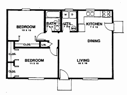 2 bedroom cottage house plans 2 bedroom open plan house designs new awesome two bedroom house