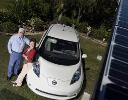 nissan leaf lease bay area more floridians plugging electric cars want state to facilitate