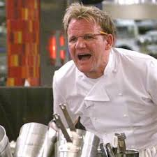Hells Kitchen Meme - gordon ramsay hell s kitchen meme generator