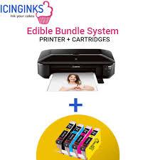 edible printing system low price wide format edible printer bundle system prints up to 13