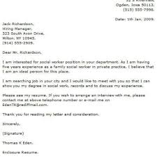 cover letter examples for social workers msw cover letter gallery cover letter ideas
