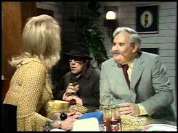 the two ronnies the attractive barmaid he u0027s always got an eye