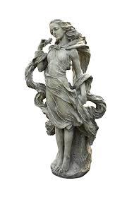 fairy garden statues amazon com napco in the wind garden statue 36 inch tall
