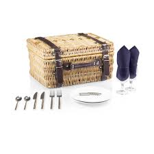 picnic basket for 2 champion picnic time basket trendy picnic