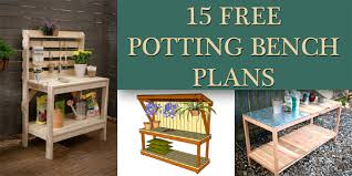 diy plans garden table friendly woodworking projects
