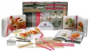 cadeau de cuisine coffret cuisine japonaise banzai idée cadeau 2588 d idées