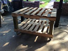How To Make Pallet Patio Furniture by Uses Of Pallets Outdoor Table Pallets Designs
