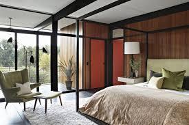 mid century bedroom furniture for sale dark brown walnut king size
