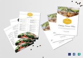 catering menu designs u0026 templates in word psd publisher