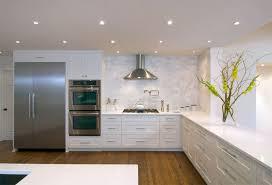 white kitchen cabinets stone backsplash home design ideas 25 minimalist shaker kitchen cabinet designs countertop kitchens