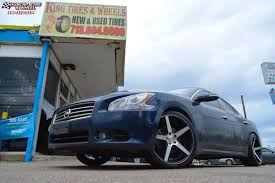nissan altima 2015 black rims nissan altima kmc km685 district wheels satin black machined