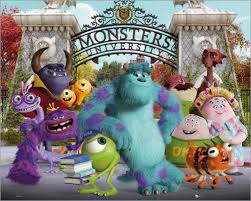 pixar review 33 monsters university u2013 reviewing 56 disney