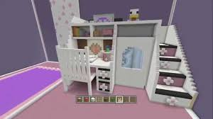 Rooms In A House Minecraft My Minecraft Girls Room Youtube
