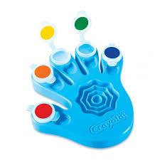 crayola color wonder mess free fingerpaints just4bb com