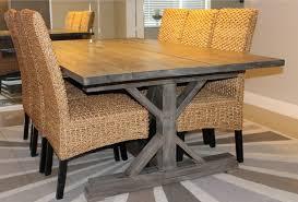 Tips For DIY Farmhouse Table Plans  Farmhouses - Diy dining room table plans