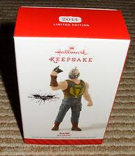 hallmark 2014 bane batman rises limited edition