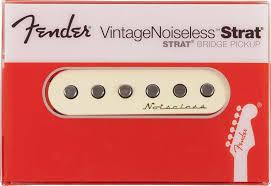 fender vintage noiseless strat pickups guitarbass