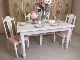 Shabby Chic Dining Table Sets Shabby Chic Dining Table Set Sl Interior Design
