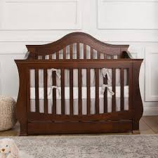 Million Dollar Baby Convertible Crib Million Dollar Baby Classic Ashbury 4 In 1 Convertible Crib With