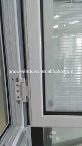 aluminium casement window material 1 4 thickness profile french