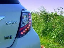 toyota yaris lexus lights first drive toyota yaris hybrid u2013 front seat driver