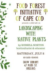 native plants landscaping slide talk by russell norton on landscaping with native trees and