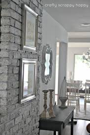 painting my home interior interior brick wall paint ideas best 25 painted brick walls ideas