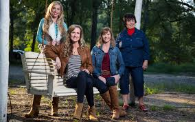 did you see duck dynasty the women of duck dynasty we love these guys for who they are on