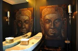 buddhist home decor decorate with buddha statues and representations