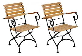 Pretty Folding Bistro Chairs On Furniture With European Cafe