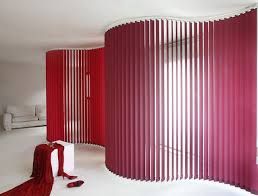 Pink Vertical Blinds Window Blinds