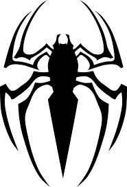 spiderman clipart symbol pencil color spiderman clipart