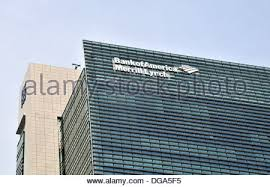 bank of america merrill lynch nihonbashi tokyo japan stock photo