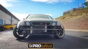 lexus gs300 vs toyota aristo figs gs sc430 proangle steering kit
