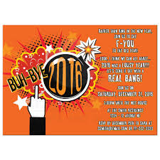 invitations for new years eve party novelty blow up 2016 rude new years eve party invitation
