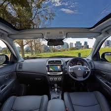 mitsubishi asx inside which compact suv should you buy this year bigwheels my
