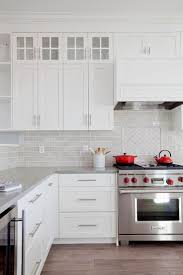 30 gorgeous grey and white kitchens that get their mix right best 25 2017 backsplash trends ideas on pinterest grey cabinets