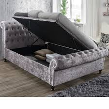 super king size ottoman beds
