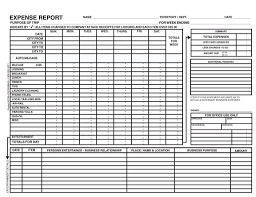 Excel Spreadsheet For Business Expenses by Template For Business Expenses And Daily Expense Excel Sheet