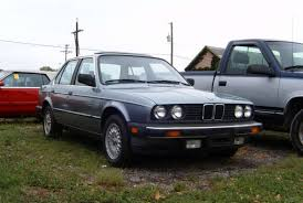 curbside classic 1985 bmw 318i u2013 teutonic respite at the tail end