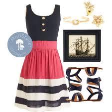 Nautical Dress Theme - 1948 best fashion images on pinterest neckline bra straps and