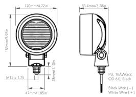 imtra marine lighting led imtra marine lighting c2 107 and c2 139 power led upright and