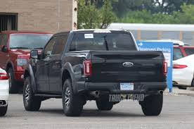 Ford Raptor Truck Trend - new 2018 ford raptor and 2019 ford f 450 spied in dearborn