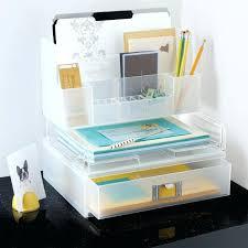 Ultimate Desk Organizer Desktop Office Organizer Like It Large Desktop Station Ultimate