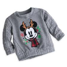 mickey mouse sweater for baby shopdisney