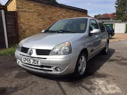 used renault clio hatchback 1 2 campus sport 3dr in hayes greater
