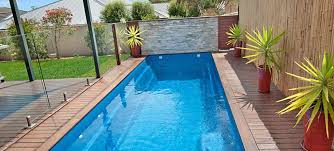 above ground lap pool decofurnish above ground fiberglass swimming pools interior design