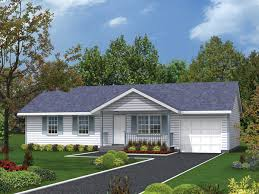 Rancher Style Homes by Front Porch Ideas For Ranch Style Homes Pineview Ranch Home Plan
