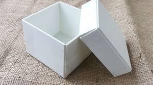 how to create a foam board box diy crafts tutorial