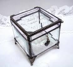 wedding keepsake box stained glass wedding keepsake box